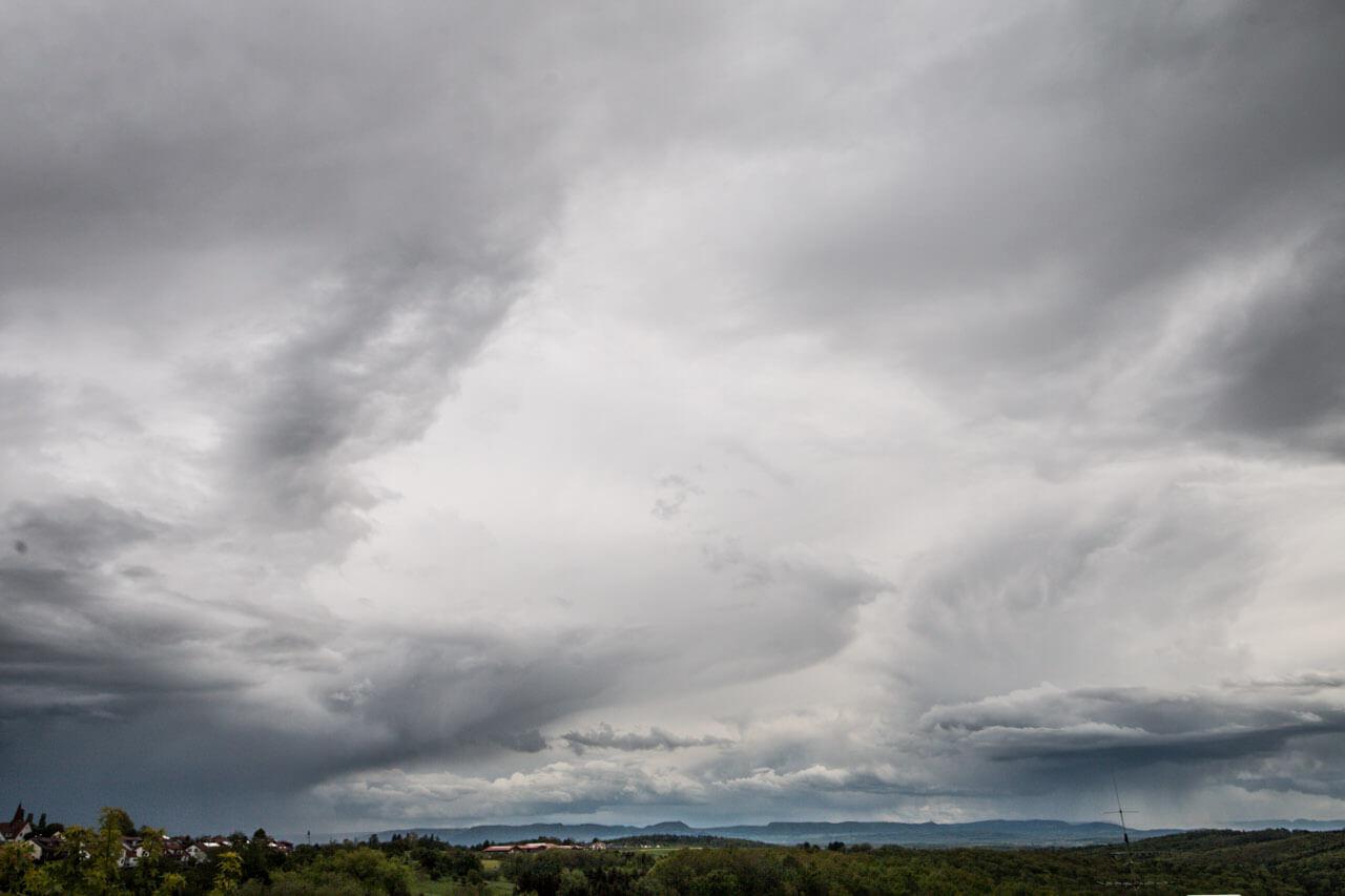 Wetter Wien Juli 2019