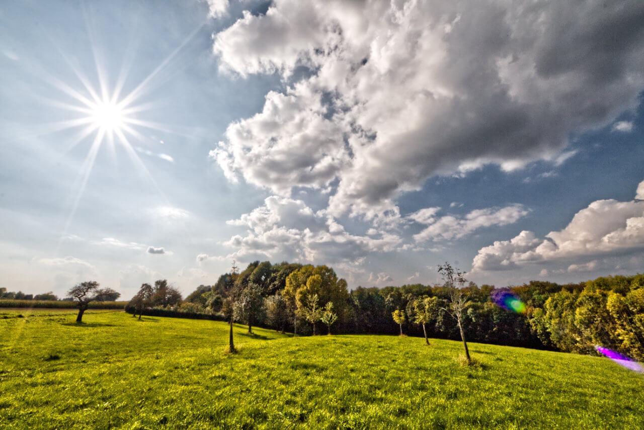 Das Wetter Zu Weihnachten 2019.Wetter September 2019 Wetterprognose Und Wettervorhersage