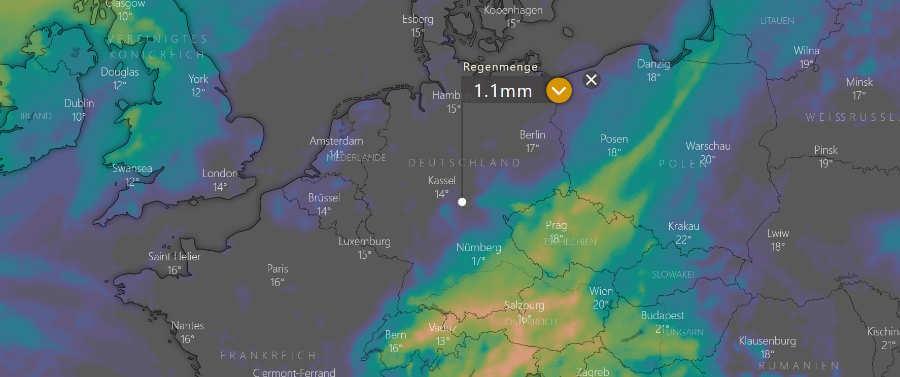 Sommer 2021 Wetterprognose