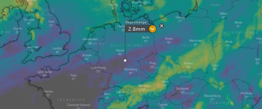 Wetter September 2021